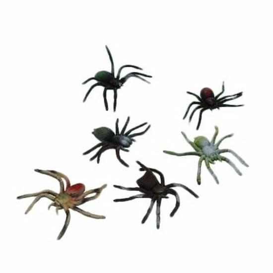 Klein Plastic Spinnetje 10 Cm Bij Speelgoed Voordeel Altijd